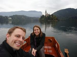 Jeremy and Angie, Living the Dream in Slovenia