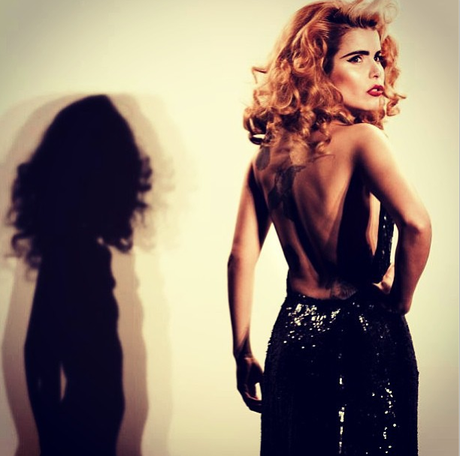 Paloma Faith | Just Be Video Still | Music Is My King Size Bed