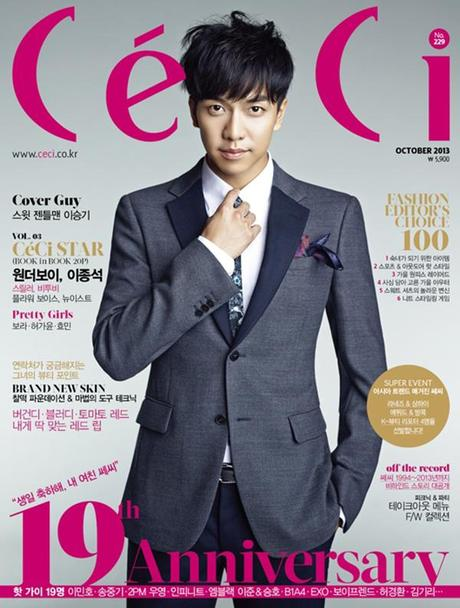 Eye Candy : Lee Seung Gi for CeCi