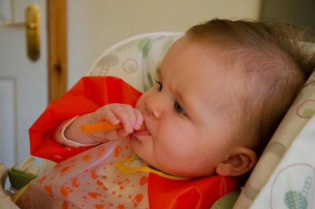 Welcome to (baby led) Weaning...