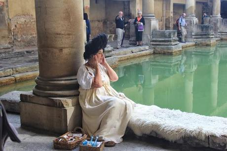 A trip to Bath for my birthday...