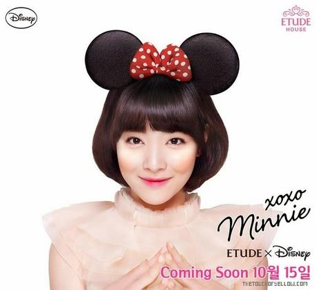 Etude House x Disney | xoxo Minnie Collection 2013 Sneak Peak