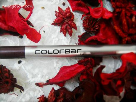 ColorBar  I-Glide Eye Pencil Prunella | Review | Swatches | EOTD