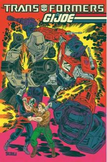 Worlds Collide In New TRANSFORMERS/G.I. JOE Ongoing Series!