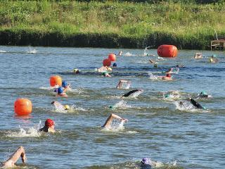 Camp Courageous Triathlon - the BEST triathlon