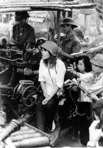 Jane Fonda's F-You to America