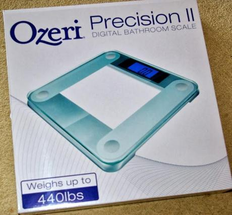 Ozeri Precision Bathroom Scales