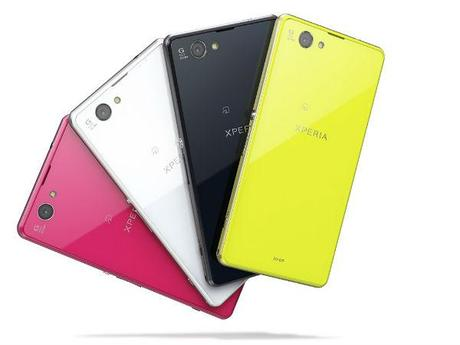 Sony Revealed Mini Version of Xperia Z1- Xperia Z1f