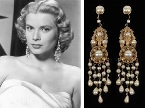 photo earrings from High Society