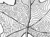 Patterned Leaf