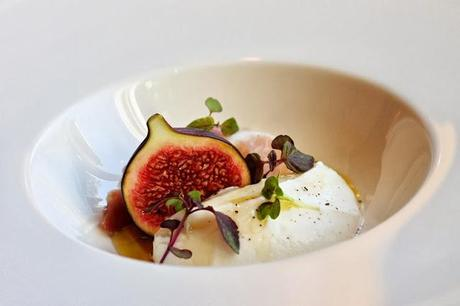 Whipped Ricotta Cheese with Prosciutto, Fresh Figs & Truffle Honey ...