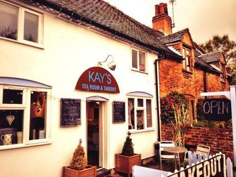 kays tea room willington derbyshire villages cake club venue