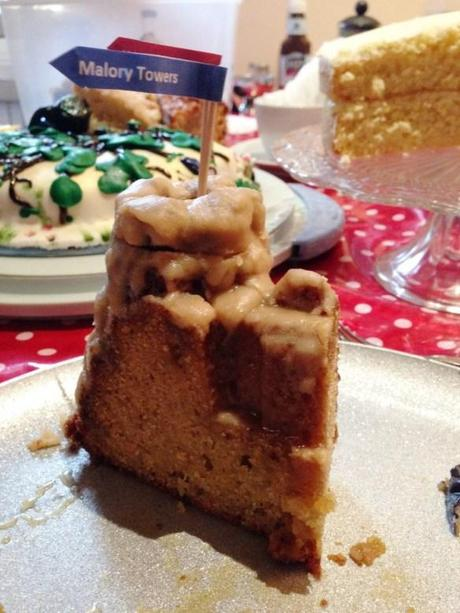 Castle Cake Mould Recipe