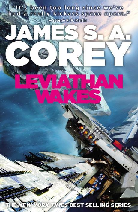 Humanity never changes – A Review of The Expanse Series by James S.A. Corey