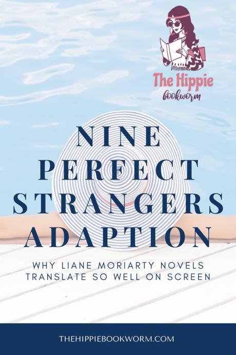 Liane Moriarty's Nine Perfect Strangers comes to Hulu