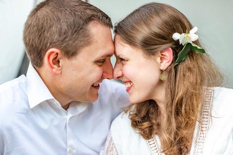 Nature Meets Romance: An Adventure Inspired  Wedding