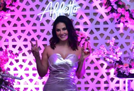 Affetto Perfume by Sunny Leone, launch event highlights