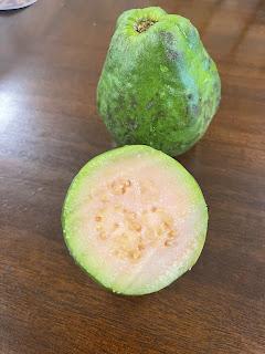The Skin of Guava has more Vitamin C than the entire Orange