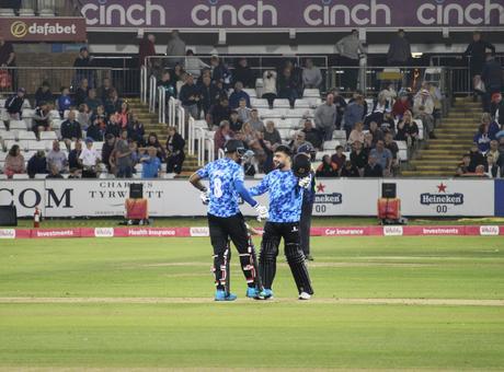 Yorkshire vs Sussex Sharks