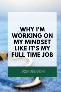 Money, mindset, and manifesting: Why I'm now making mindset work a daily practice