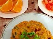 Savory Oats Pancake