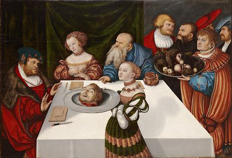 The Feast of Herod (Donatello)