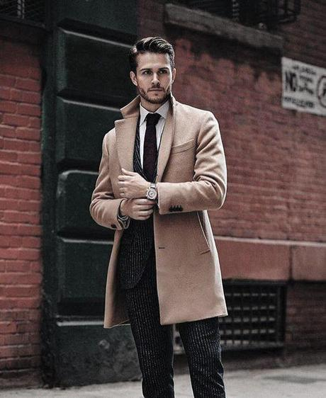 Gentleman's guide for the fall season