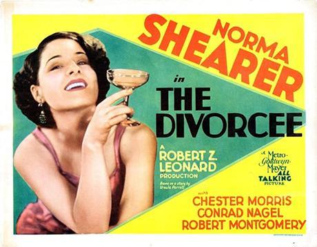 Book vs. Movie: The Divorcee