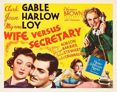 Book vs. Movie: Wife vs. Secretary