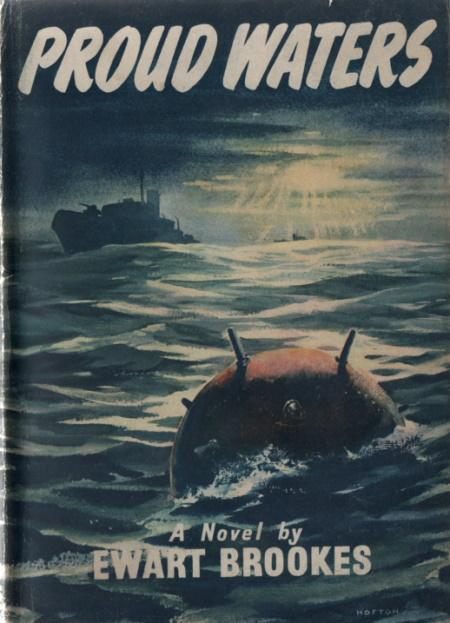 Proud Waters (1954) by Ewart Brookes
