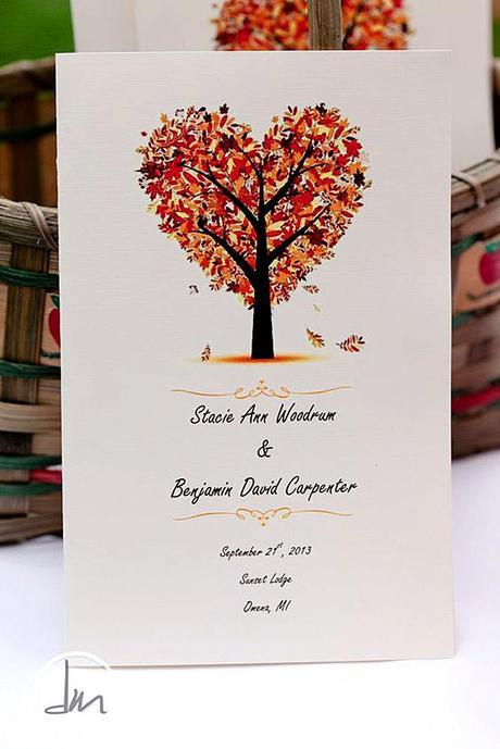 fall wedding invitations 3