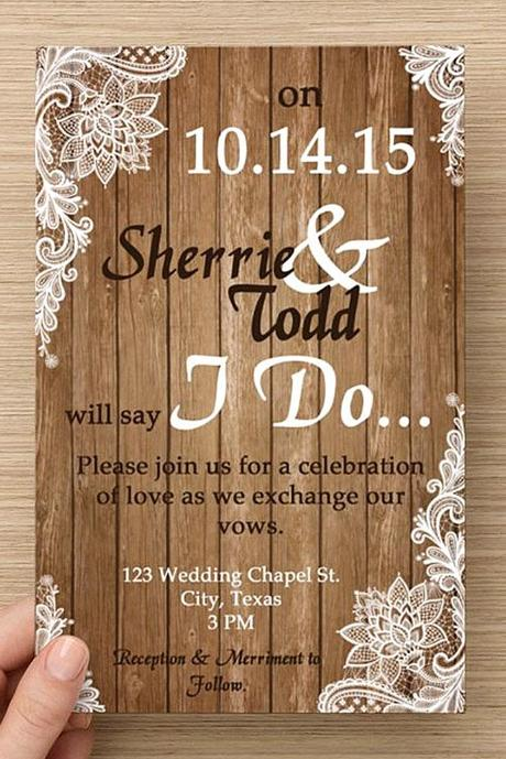 autumn wedding invitations 6