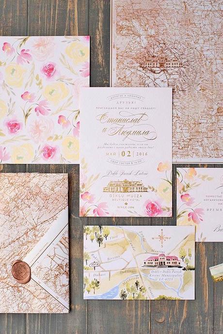 autumn wedding invitations 3