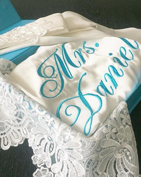 miss to mrs merch mrs personalized bridal robe