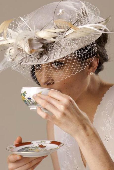 wedding hats melinda kelley photography 3