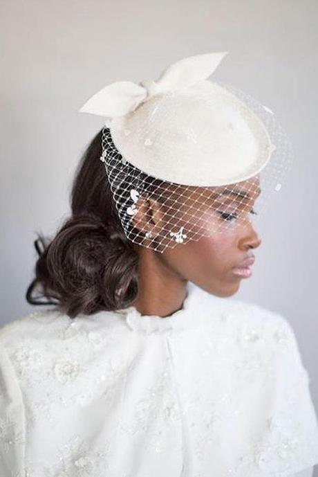 wedding hats for bride vintage bridal hat whith bow elizabeth messina