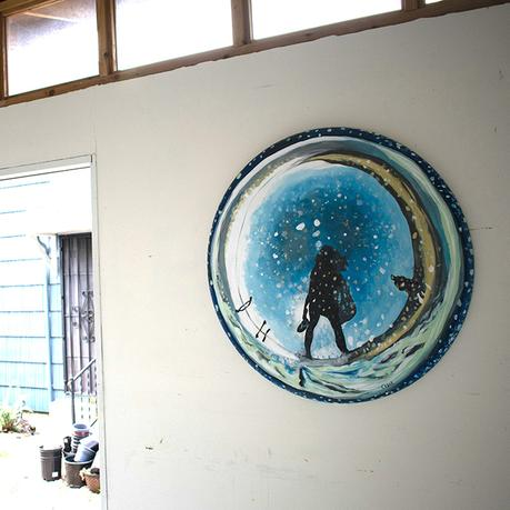 """A Universe at the Beach: """"Microcosm"""""""
