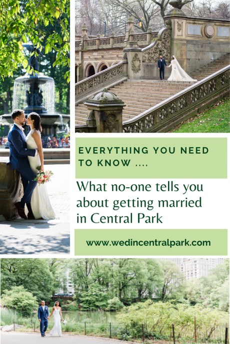 What You Need to Know About Getting Married in Central Park