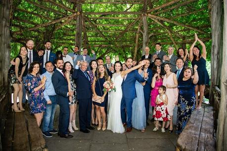 Bisan and Fabian's August Wedding in Cop Cot