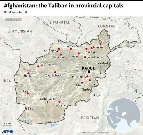 Afghanistan: In or Out