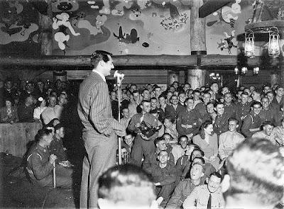 Old Hollywood Haunts: The Hollywood Canteen, 1942 - 1945