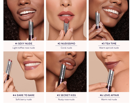 By Terry | New Hyaluronic Hydra Balms