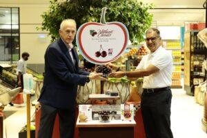 North West Cherries Launched in India