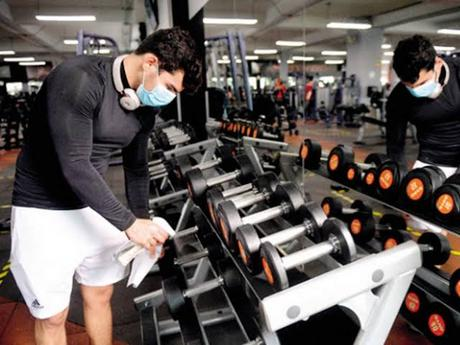 Top 6 tips to find the best gym near you!