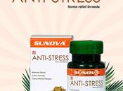 Sunova's Anti-stress Tablets: Your Natural Solution Stress