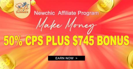 Newchic Summer Sale 2021 Affiliate Program