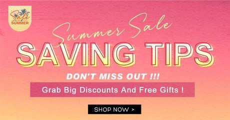 Newchic Summer Sale 2021 Saving Tips