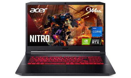 Acer Nitro 5 - Best Laptops For Machine Learning