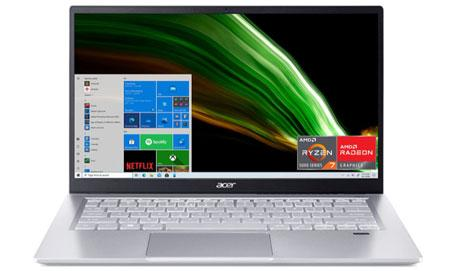 Acer Swift X 14 - Best Laptops For Machine Learning
