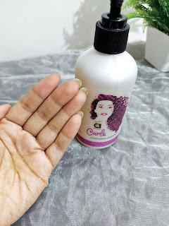 Controlling Your Curls with Anveya Curls Hair Care Combo